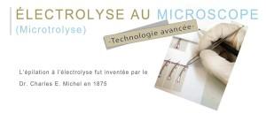 c-electrolyse-au-microscope